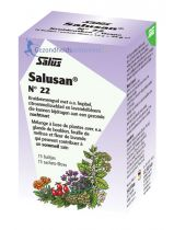 Kruidenthee 22 Salusan Salus gezondheidswebwinkel