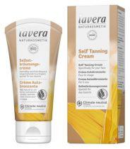 Lavera Zelfbruiner gezichtscreme/self-tanning cream face 50 ml gezondheidswebwinkel