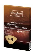 Levelt Koffiefilters nr 4 40 stuks gezondheidswebwikel