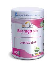 Life Borrago 500 bio 60 capsules gezondheidswebwinkel.nl