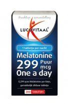 Lucovitaal Melatonine 0.299 mg 200 tabletjes
