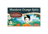 Celestial Seasonings Mandarin Orange Spice 20 theebuiltjes