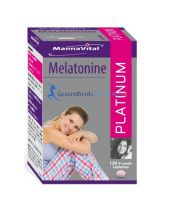 Mannavital Melatonine 0.29 mg 120 tabletten gezondheidswebwinkel