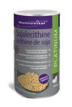 Mannavital Soja lecithine granulaat 500 gram gezondheidswebwinkel