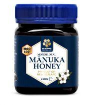 Manuka New Zealand - MGO 100+ 250 gram gezondheidswebwinkel