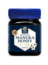 Manuka New Zealand Manuka Honing MGO 250+ 250 gram gezondheidswebwinkel
