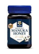 Manuka New Zealand Manuka Honing MGO 250+ 500 gram gezondheidswebwinkel