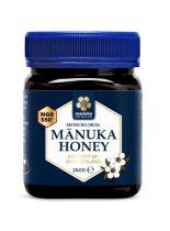 Manuka New Zealand Manuka Honing MGO 550+ 250 gram gezondheidswebwinkel