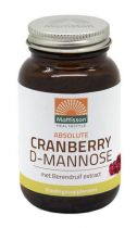 Mattisson Cranberry D-mannose met berendruif extract 90 tabletten