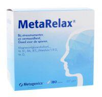 Metagenics MetaRelax 180 tabletten gezondheidswebwinkel