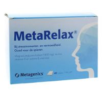 Metagenics Metarelax 40 sachets gezondheidswebwinkel