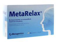 Metagenics MetaRelax 45 tabletten gezondheidswebwinkel