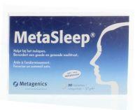 Metagenics Metasleep 60 tabletten gezondheidswebwinkel