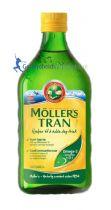 Mollers Levertraan naturel 250 ml gezondheidswebwinkel