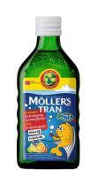 Mollers Levertraan tutti frutti 250 ml gezondheidswebwinkel