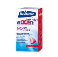 Multi Boost 12+ Aardbei Davitamon gezondheidswebwinkel
