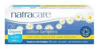 Natracare Tampons katoen super gezondheidswebwinkel
