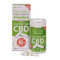 Neo Cure Liposomale CBD 10 mg 30 vegi capsules Gezondheidswebwinkel