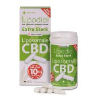Neo Cure Liposomale CBD 10 mg 60 vegi capsules Gezondheidswebwinkel