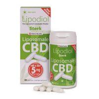 Neo Cure Liposomale CBD 5 mg 60 vegi capsules Gezondheidswebwinkel