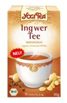 Nieuw Yogi Tea Ginger