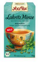 Nieuw Yogi Tea Licorice Mint