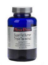 Nova Vitae Super fat burner 150 mg EGCG 75 capsules gezondheidswebwinkel
