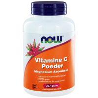 NOW Vitamin C Ascorbat Pulver 227 Gramm