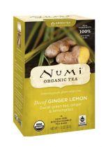 Numi Green tea ginger sun gezondheidswebwinkel