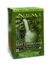 Numi Green tea rainforest mate lemon gezondheidswebwinkel