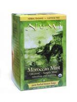 Numi Kruidenthee simply maroc en mint 18 theezakjes gezondheidswebwinkel