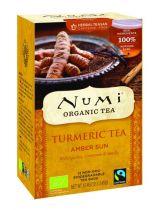 Numi Organic Tea Turmeric tea amber sun gezondheidswebwinkel