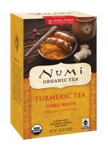 Numi Organic Tea Turmeric tea three roots gezondheidswebwinkel