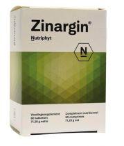 Nutriphyt Zinargin gezondheidswebwinkel gezondheidswebwinkel