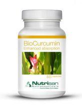 Nutrisan Biocurcumin 60 capsules gezondheidswebwinkel