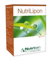 Nutrisan Nutrilipon 60 capsules gezondheidswebwinkel