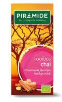 Piramide Chai rooibos bio 20 theebuiltjes Gezondheidswebwinkel