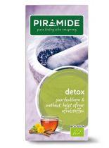 Piramide Detox thee eko 20 theebuiltjes