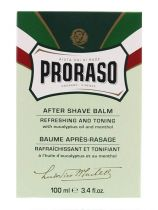 Proraso Aftershave balsem eucalyptus Gezondheidswebwinkel