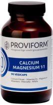 Proviform Calcium magnesium 1:1 & D3 gezondheidswebwinkel