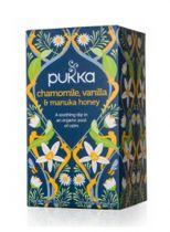 Pukka Chamomile vanille manuka honing gezondheidswebwinkel