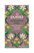 Pukka Motherkind baby 20 theezakjes gezondheidswebwinkel