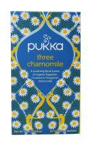 Pukka Three chamomile gezondheidswebwinkel