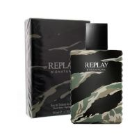 Replay Signature man eau de toilette 50 ml