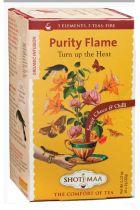 Shoti Maa Fire purity flame` 16 theezakjes gezondheidswebwinkel