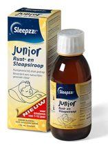 Sleepzz Junior Rust en Slaapsiroop 150 ml