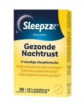Sleepzz Gezonde Nachtrust 0,29 mg Melatonine capsules gezondheidswebwinkel
