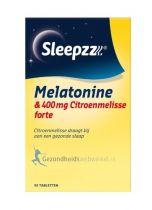 Sleepzz Melatonine 0.29 mg citroenmelisse 50 tabletten