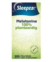 Sleepzz Melatonine 100% plantaardig 0,1mg 300 tabletjes gezondheidswebwinkel