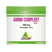 SNP Amino compleet 430 mg puur 300 capsules gezondheidswebwinkel